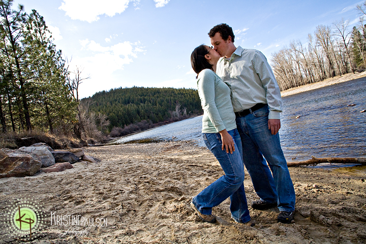 missoula engagement photography