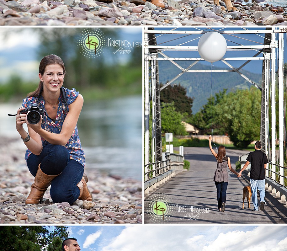 Angie and Ken's Just Because! Photos – {Missoula Portrait Session}