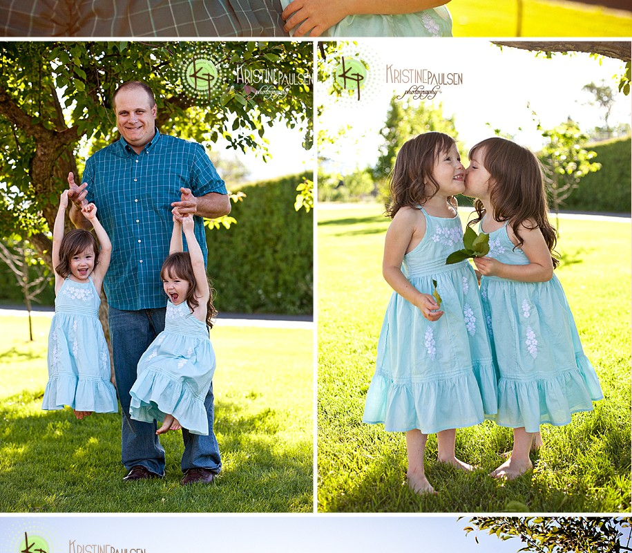 Ah, to be a Kid in the Summer :: {Missoula Family and Children Portraits}