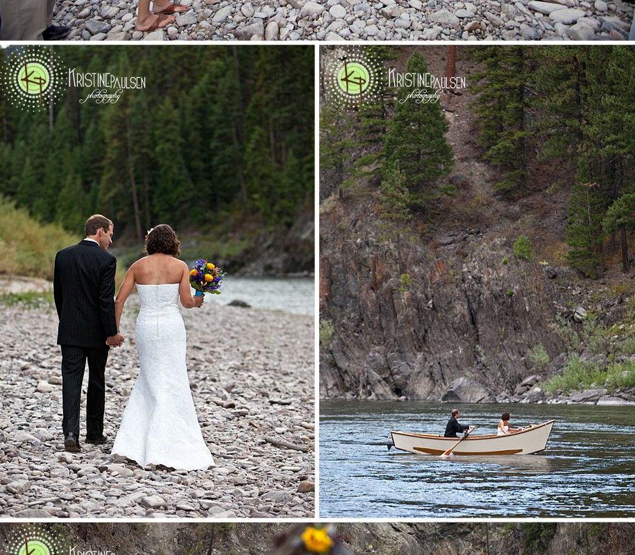 Oh the places they'll go! – {Shannon and Adam's Tarkio River Lodge Wedding}