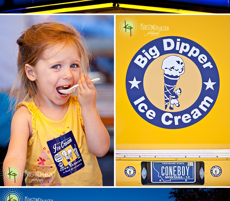 I Scream, You Scream, We all Scream for Ice Cream! – {Big Dipper Video and Photo Shoot}