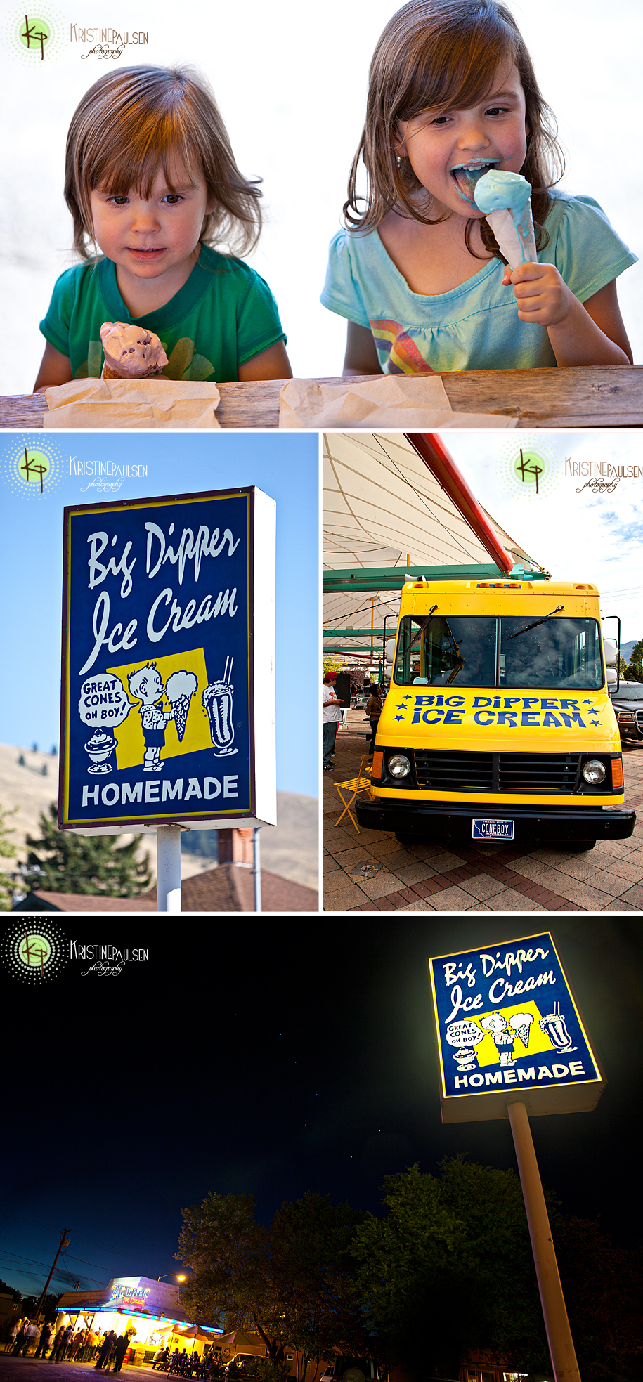 Big Dipper Ice Cream Missoula_Commercial Photography
