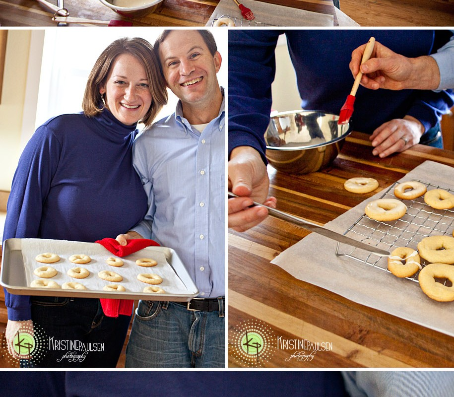 Kisses Over Cookies – {Graham and Jennie's Engagement Session}