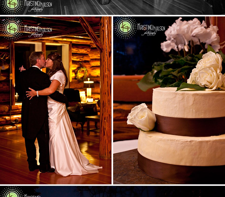 Snowflakes in the Air, Love in Their Hearts – {Tenis and Svetla's Double Arrow Lodge Wedding}