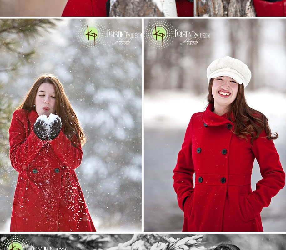 Let it Snow! – {Emily's Just Because Session}