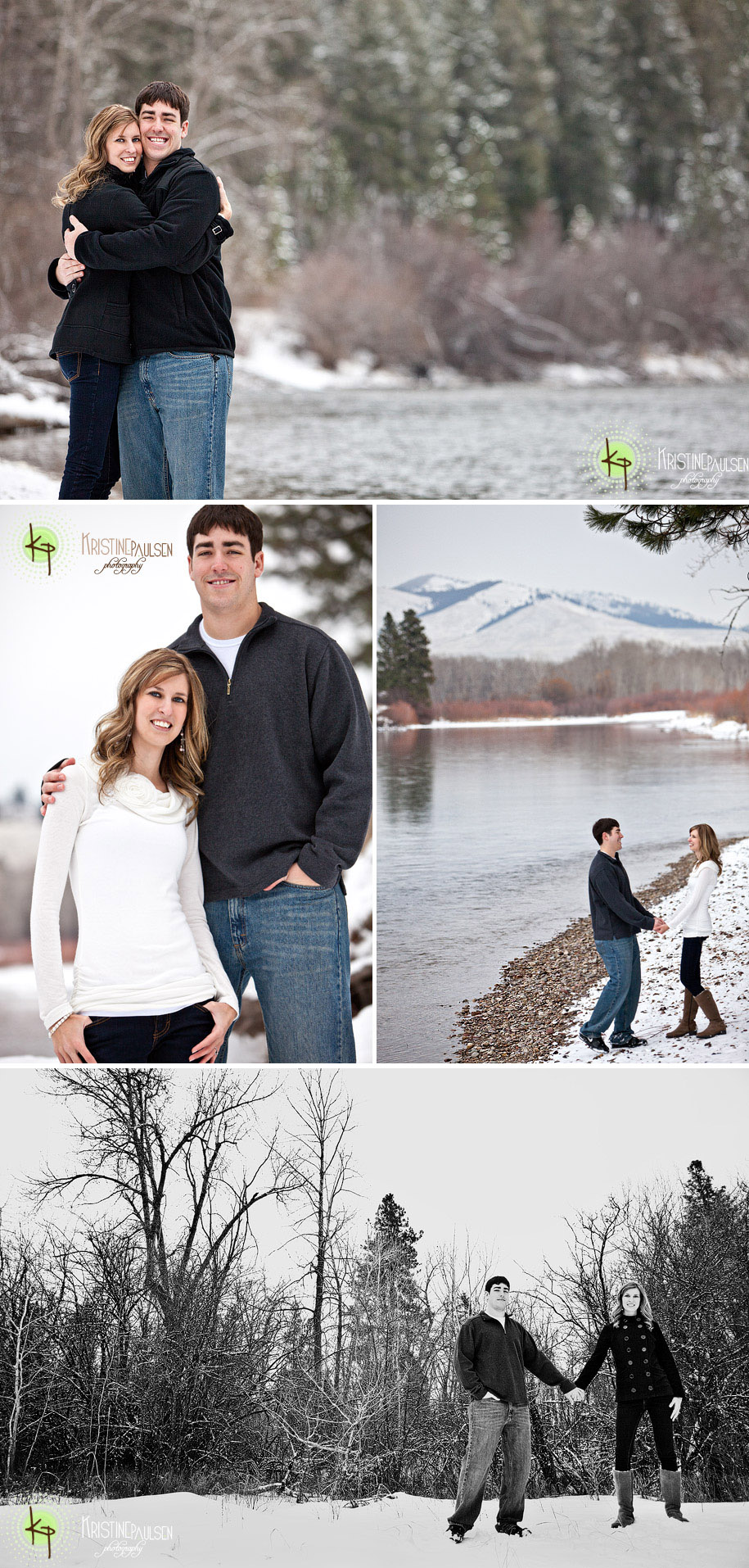 Missoula Engagement Photographer