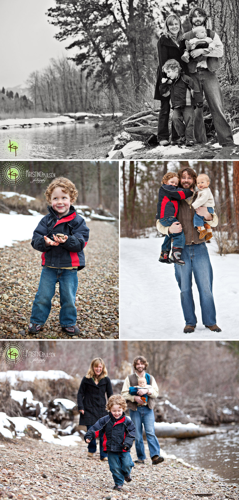 Missoula Family Portrait Photographer