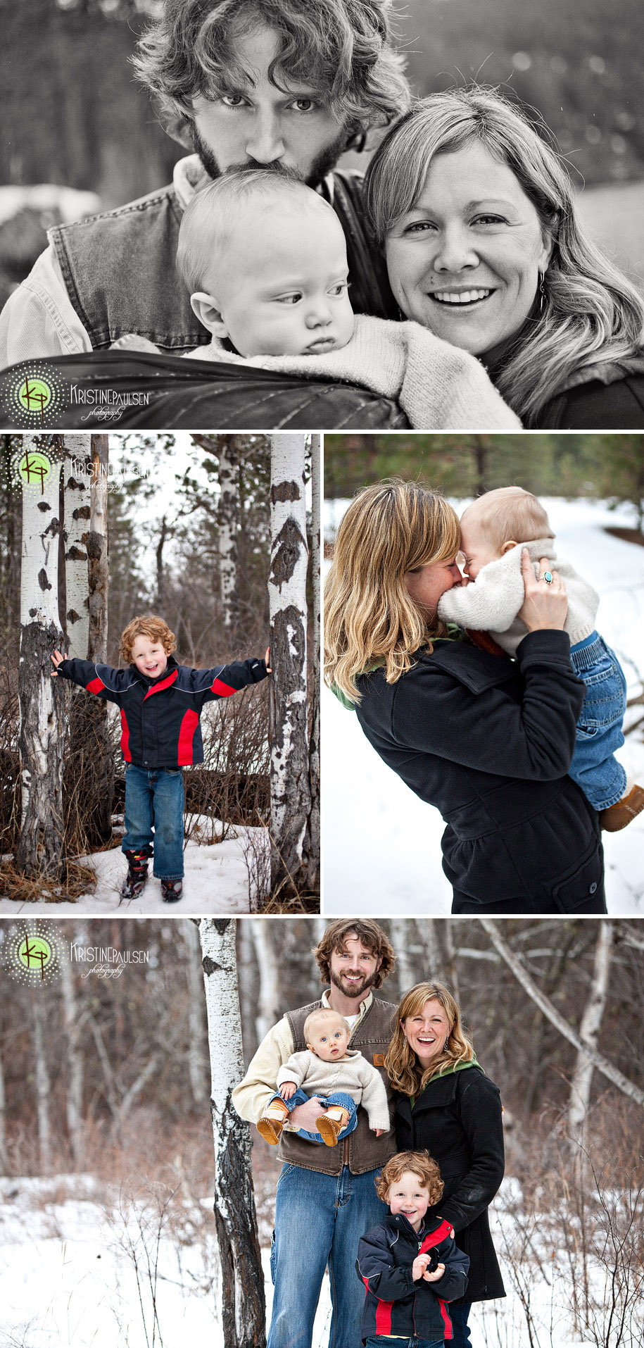 Missoula Family Portrait Photography
