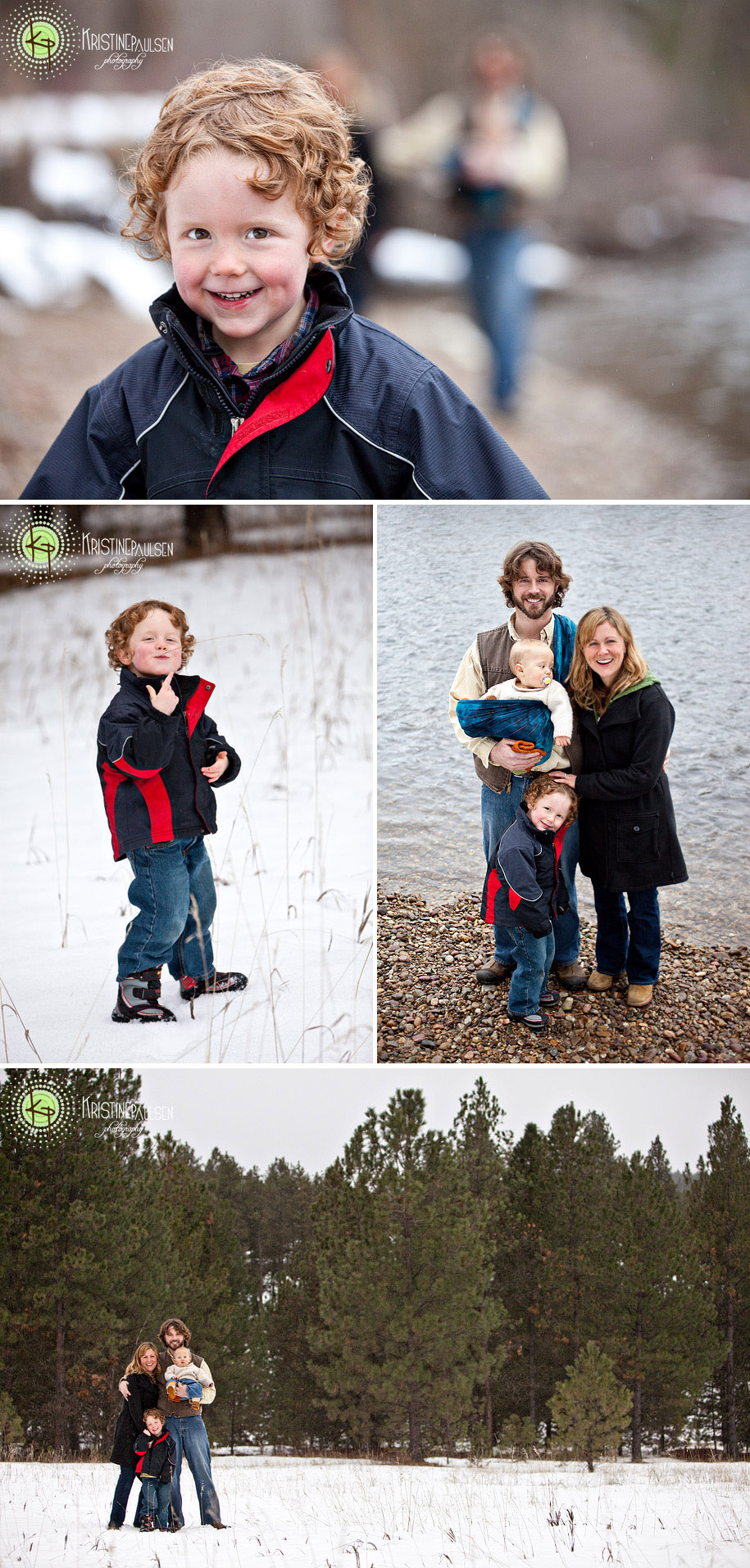 Missoula Family Portraits