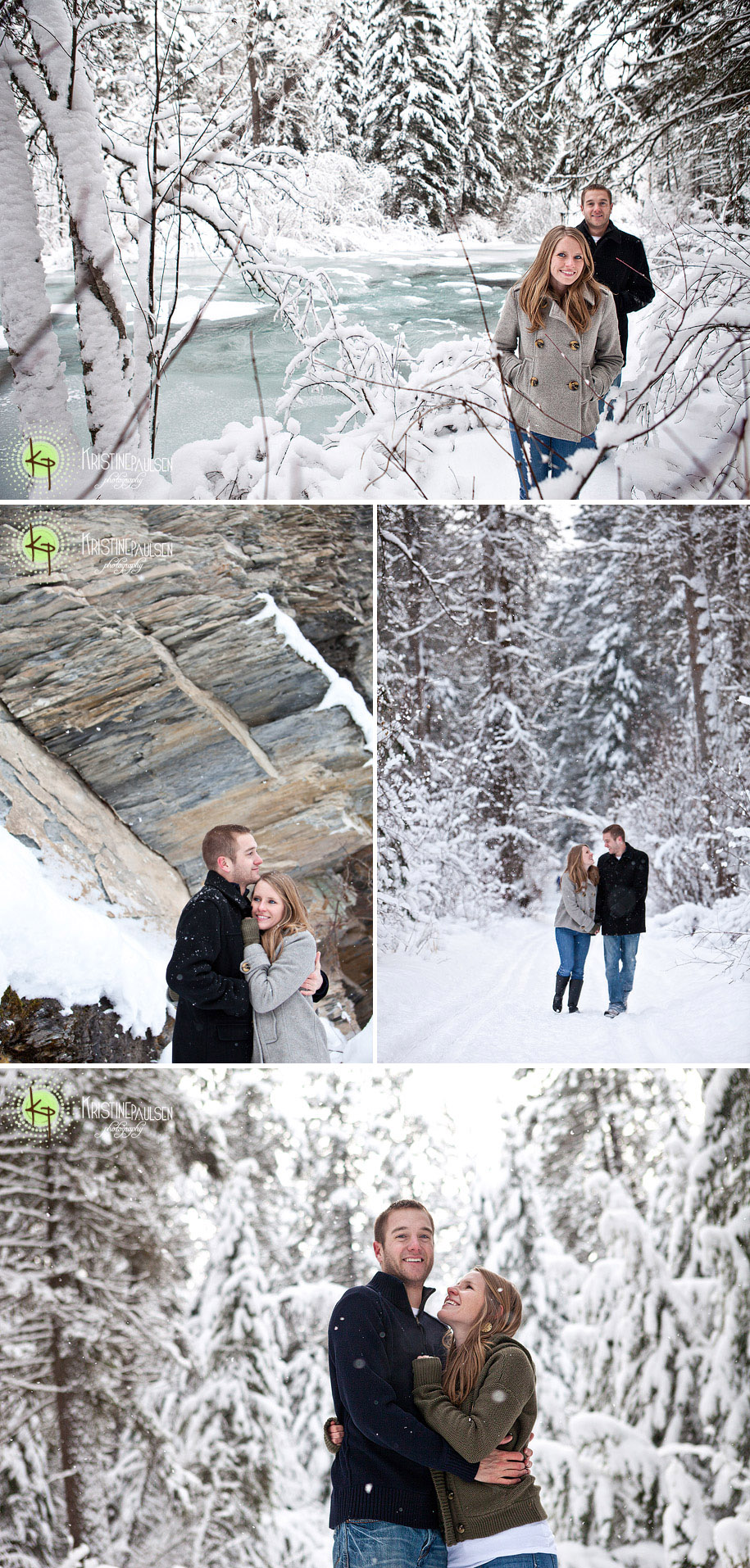 Missoula Montana Engagement Photographer