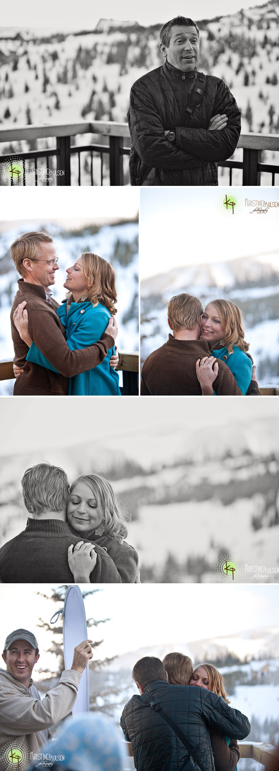 Missoula Engagement Portrait Photography