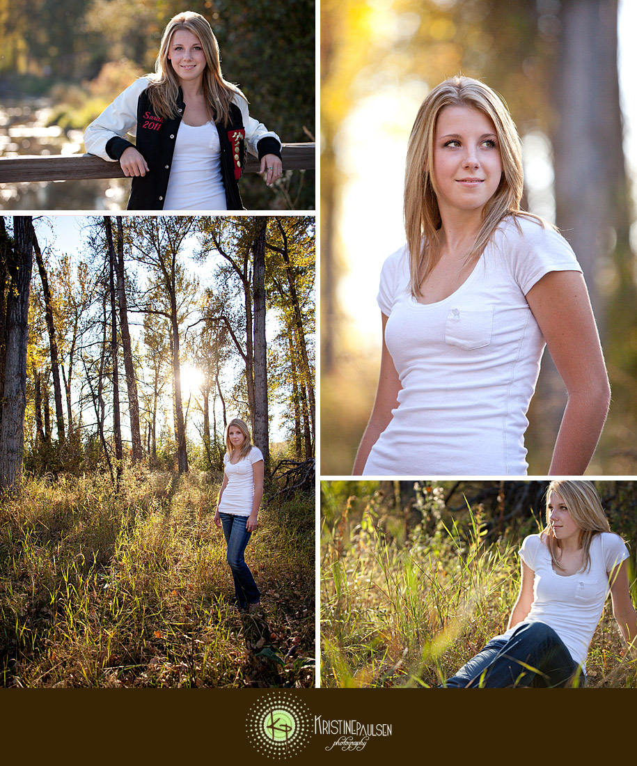 Missoula Montana Senior Portraits