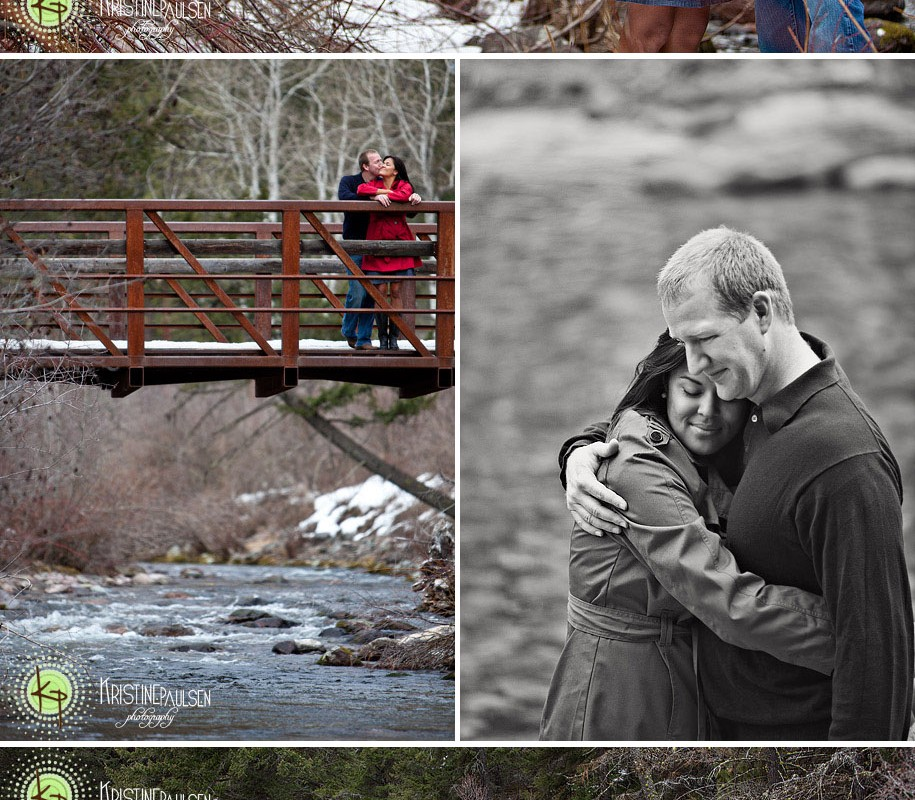 Traipsing through the Woods – {Charity and Matt's Missoula Engagement}