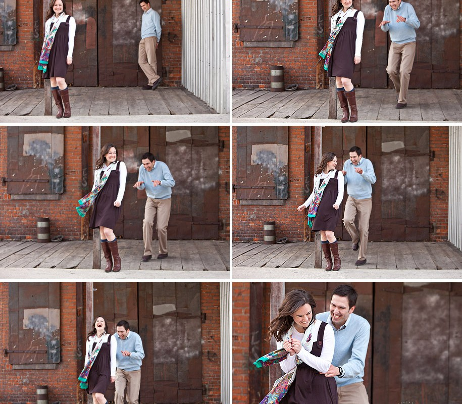 Love is in the Air – {Lisa and John's Missoula Engagement Session}