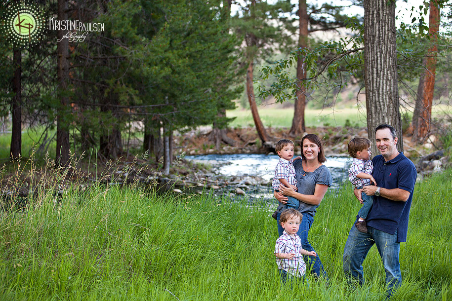 The Best Things in Life Come in Threes – {Darby, MT Family Portrait Session}