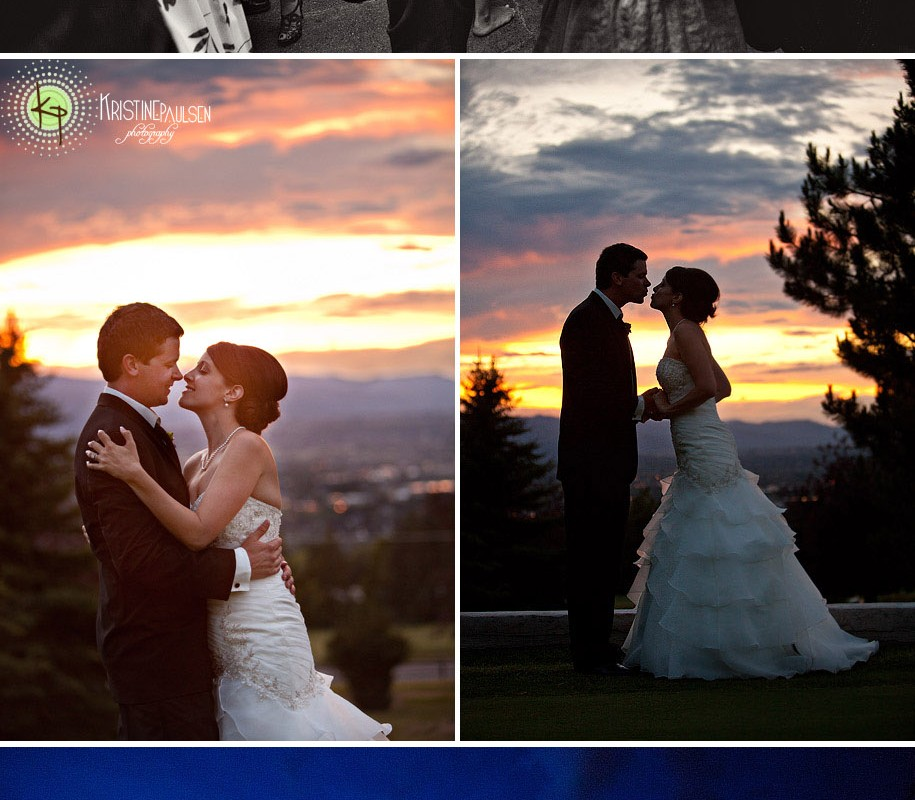 Of Love and Laughter – {Chris and Kelcy's Missoula Wedding at The Keep}