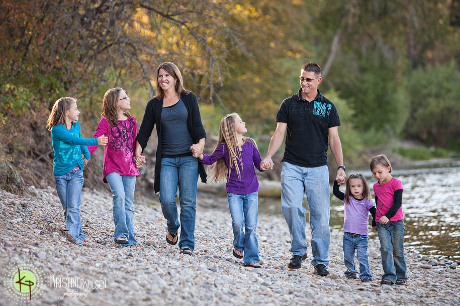 Sugar and Spice and All Things Nice – {Missoula Family Portrait Session}