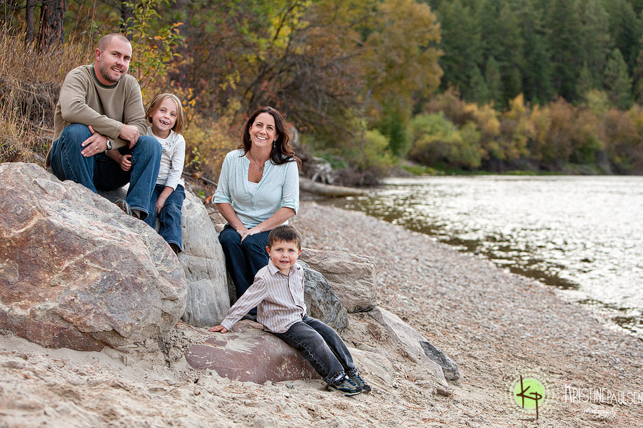 Dimples, Laughter and Smiles – {Shepard Family Portrait Session}