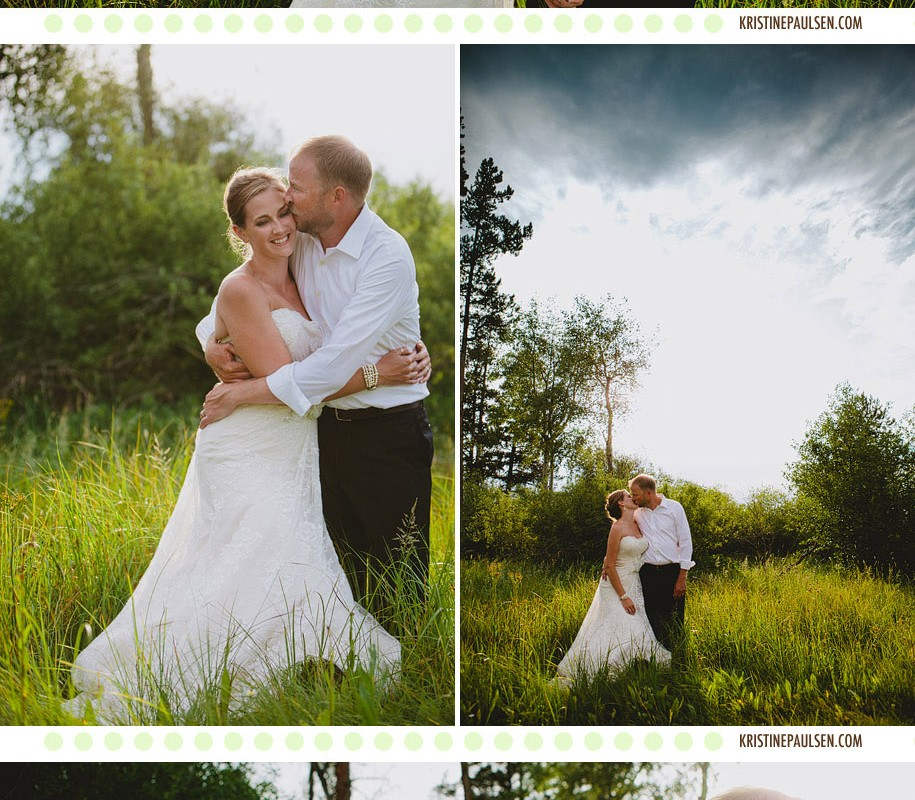 Love Under the Big Sky – {Molly and Andy's Grey Wolf Ranch Wedding}
