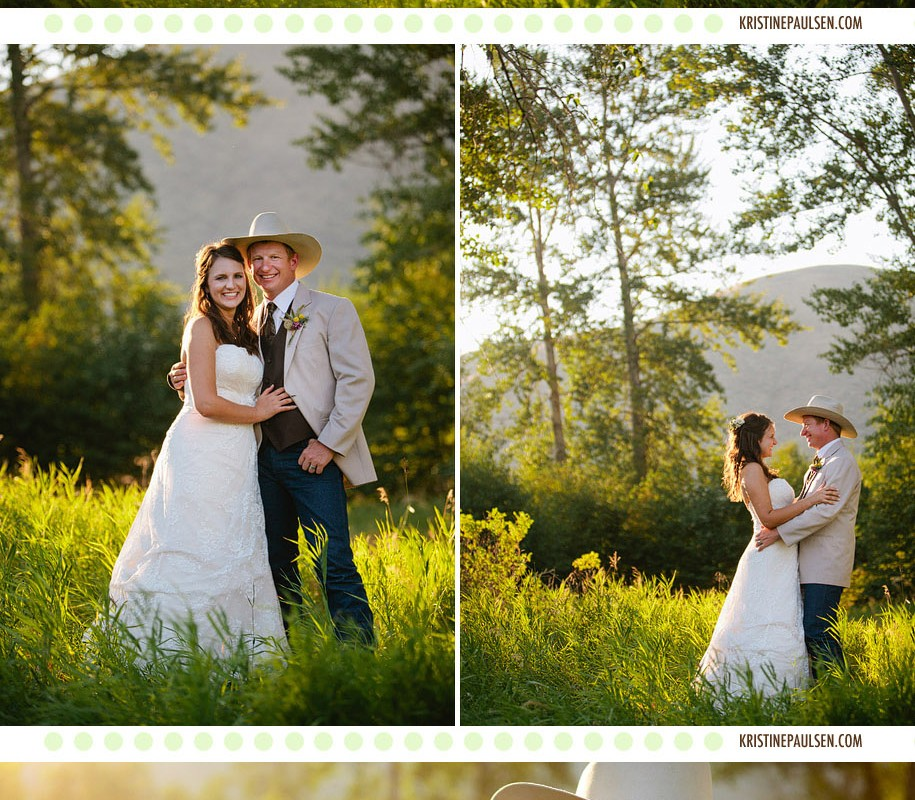 Ranches and Rings and Sweet Wedding Things – {Kim and Randy's Darby, Montana Wedding}