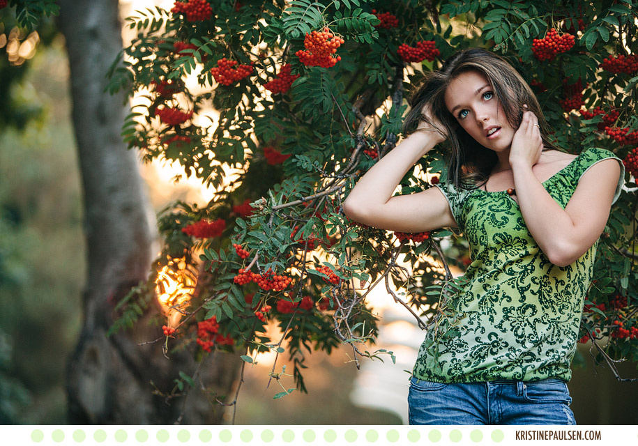 Hitting the Books with Style – {Karlee's Missoula Model Session}