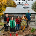 Missoula Betty's Divine show off their Recessionista Chic style to beneift YWCA Secret Seconds