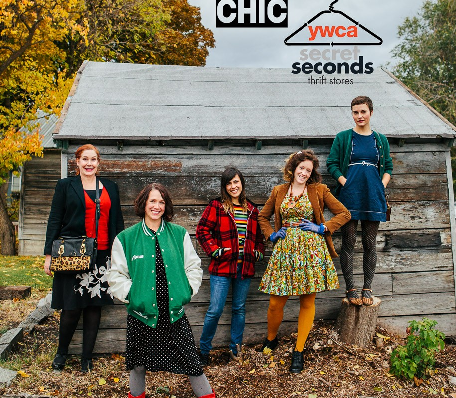 Oh so Chic – {Missoula YWCA Recessionistas}