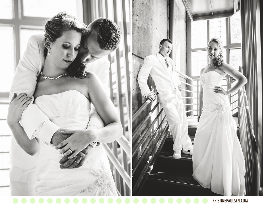 Rachel and Peter's Missoula, Montana Wedding - Photography by Kristine Paulsen Photography