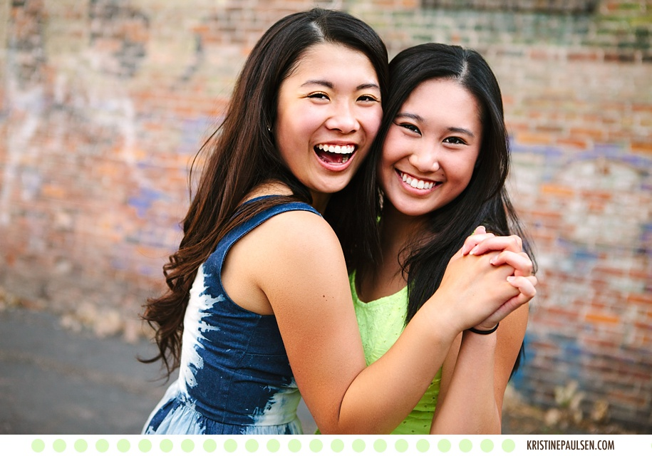 Sisterhood – {Jenny and Winny's Missoula Sister Session}