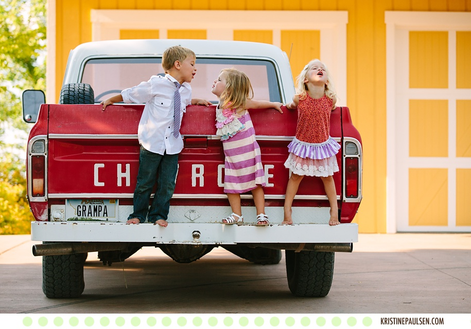 Life is Just a Bowl of Cherries :: The House Family's Flathead Lake Lifestyle Family Portraits