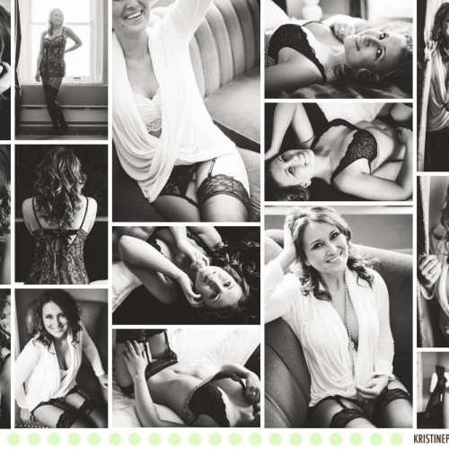 Feeling Pretty - Miss B.'s Missoula, Montana Boudoir Photos - Images by Kristine Paulsen Photography