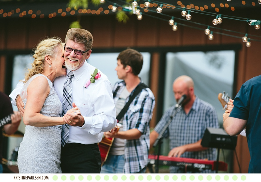 Love in the Sunshine :: {Micah and Dave's Helena, Montana Lakeside Ranch Wedding} - Photos by Kristine Paulsen Photography