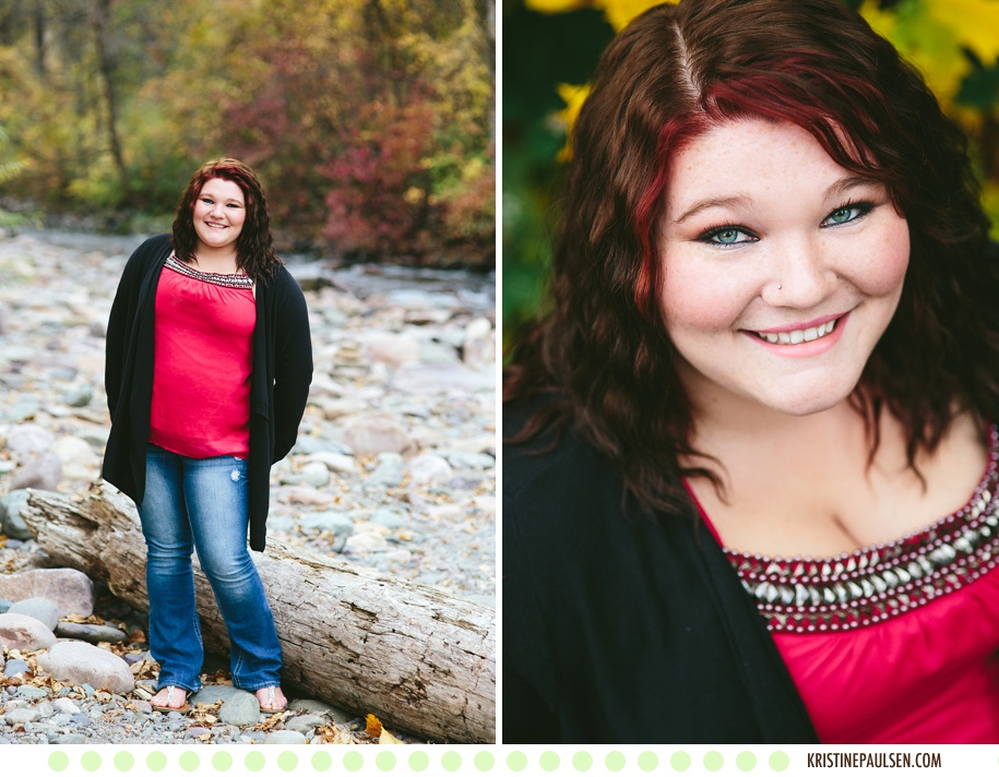 Fun with Color :: {Alexandra's Missoula Senior Pictures}