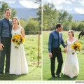 Sun, Smiles & Sweetness :: Annie and Josh's Trapper Peak Winery Wedding in Darby, Montana - Photos by Kristine Paulsen Photography