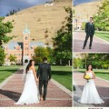 Married in Montana :: Riki and Paul's Missoula Wedding - Photos by Kristine Paulsen Photography