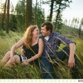 Montanniversary :: Aaron and Sarah's Missoula, Montana Anniversary Photos - Images by Kristine Paulsen Photography