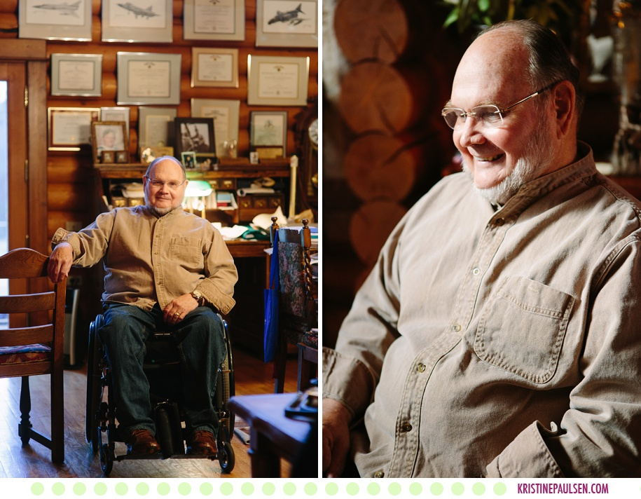 Bravery at its Best :: Richard Hoover for Paralyzed Veterans of America