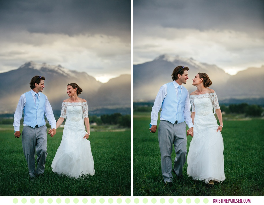Jena + Dan :: Corvallis, Montana Wedding at the Flying Horse Ranch