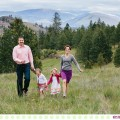The Brock Family :: Missoula, Montana Springtime Family Portraits - Photos by Kristine Paulsen Photography