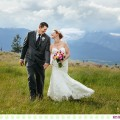 Michelle + Dave :: Stevensville, Montana Wedding at the Stone Tower Estates - Photos by Kristine Paulsen Photography