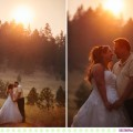 Daniella + Rob :: Missoula Montana Rock the Dress Photo Session - Photos by Kristine Paulsen Photography
