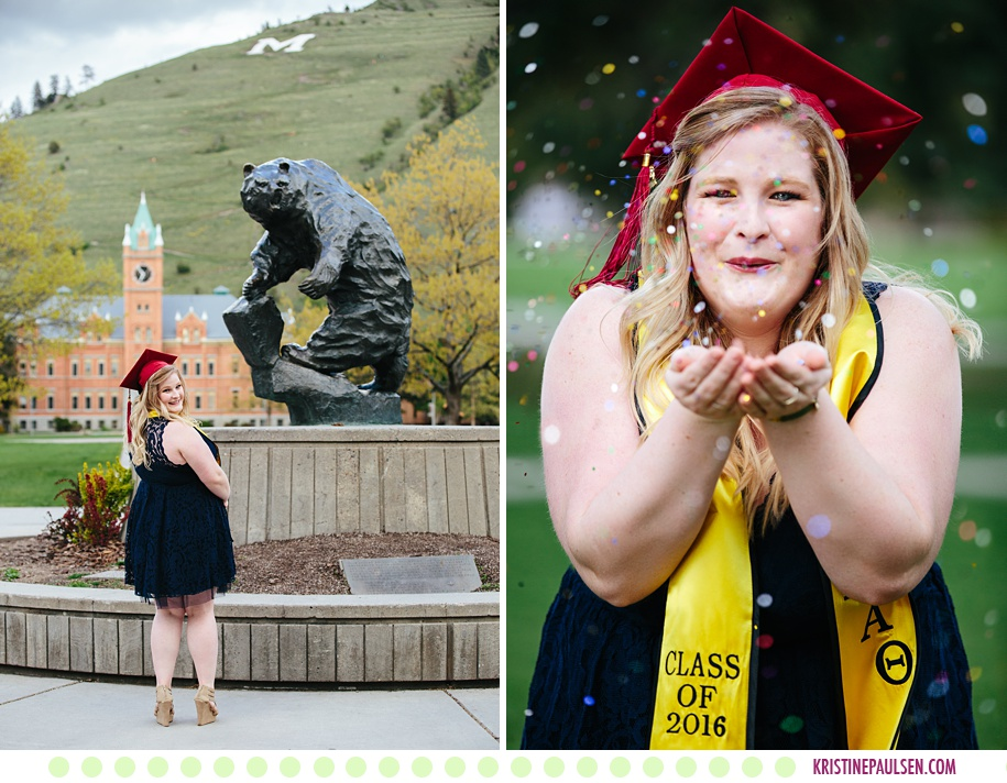 Emily + John :: College Graduation and Couples' Photos