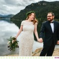 Kristina + Ben :: Darby Montana Elopement at the Triple Creek Ranch - Photos by Kristine Paulsen Photography