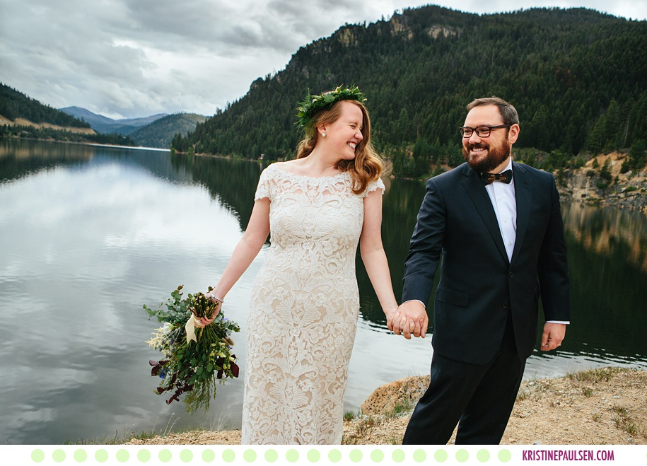 Kristina + Ben :: Darby Montana Elopement at the Triple Creek Ranch