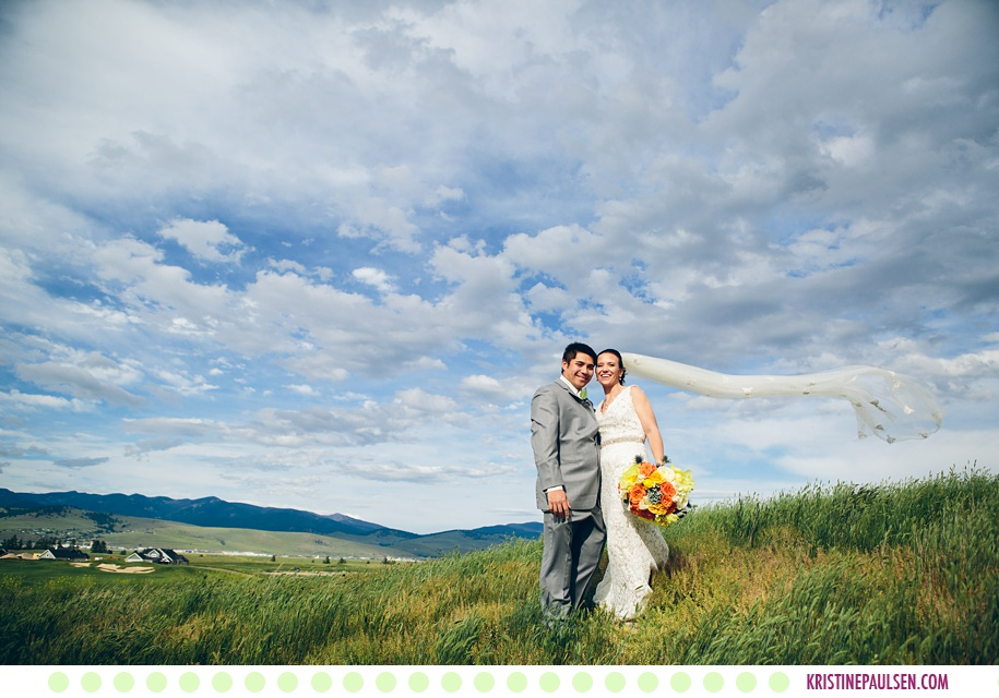 Erin + Eric :: Ranch Club Wedding in Missoula
