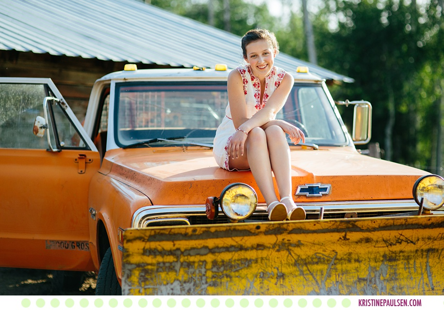 Zoe :: Seeley Lake Montana Senior Photos and Family Session