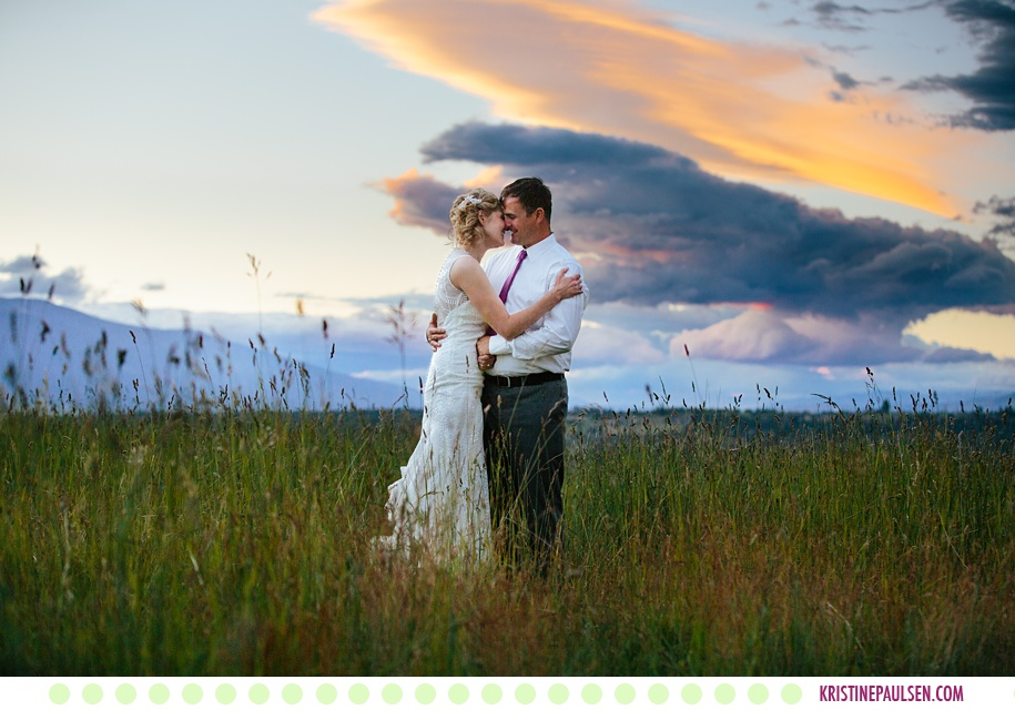Shannon + Jud :: Stone Tower Estate Wedding in Stevensville Montana