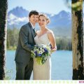 Hannah + Kevin :: Redfish Lake Lodge Wedding in Stanley Idaho - Photos by Kristine Paulsen Photography