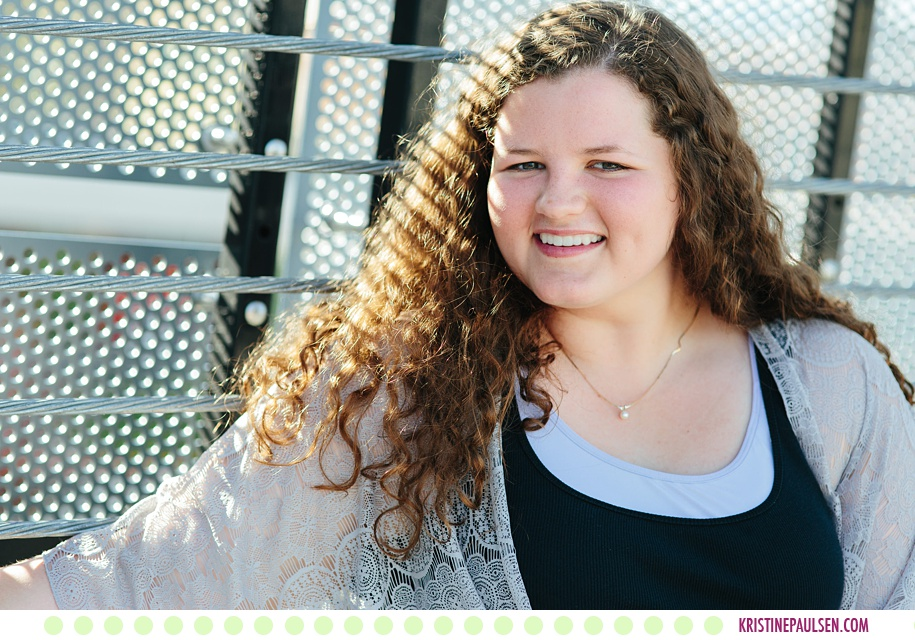 Johren :: Senior Pictures in Missoula Montana - Photos by Kristine Paulsen Photography