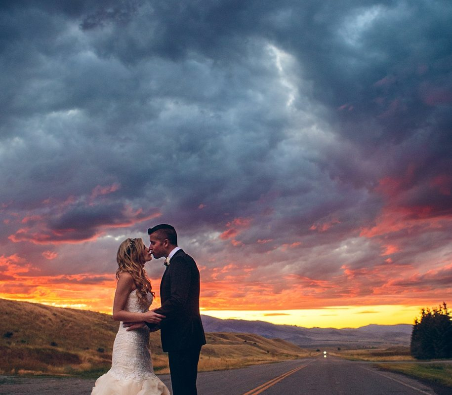 Melissa + Sean :: Chico Hot Springs Wedding in Pray Montana